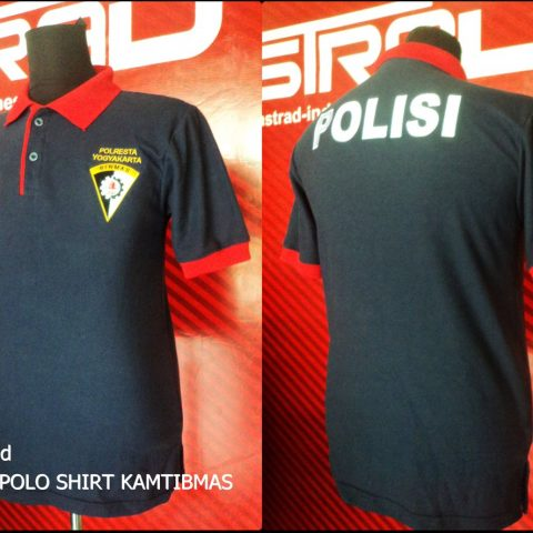 POLO SHIRT KAMTIBMAS