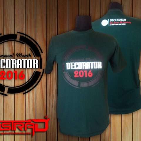 T-SHIRT DECORATOR