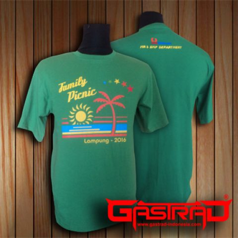 T-SHIRT FAMILY GATHERING PT BUKIT ASAM