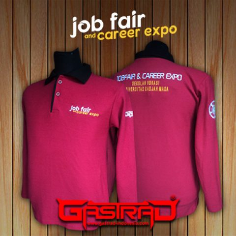 POLO SHIRT JOB FAIR UGM 2017
